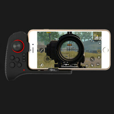 Game Controller Gamepad Joystick Bluetooth Wireless Connecting For PUBG Mobile