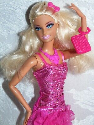 Multi Jointed Barbie Fashionistas Swappin' Styles Sweetie Doll