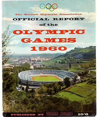 British Olympic Association Official Report of the Olympic Games, XVIIth Olympia