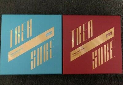 Ateez: Treasure Ep.3 : One To All Wave + Illusion Ver [No Member Pc]