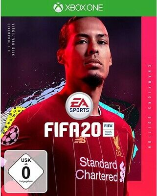 Fifa 20 Champions Edition / XBOX ONE / Neu & OVP / Release: 24.09.2019