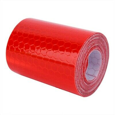 PVC Car Parking Reflective Safety Warning Conspicuity Roll Tape Film Sticker