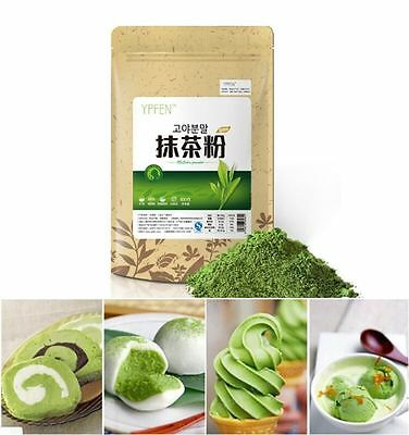100G/Bag Matcha Powder Green Tea Pure Organic Certified Natural Premium Loose