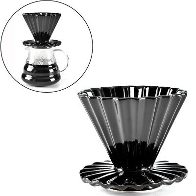 1 Pcs Ceramics Origami V01 Filter Cup Coffee Dripper Coffee Cup Pour Over Brewer