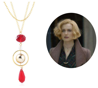 Fantastic Beasts: The Crimes of Grindelwald Queenie Goldstein Necklace Jewelry