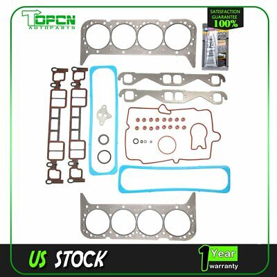Cylinder Head Gasket Set for 1996-2000 Chevrolet GMC 5.7L V8 OHV VIN R
