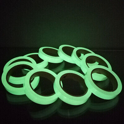 3Meter Luminous Tape Self-adhesive Glow In The Dark Safety Stage Sticker Decor