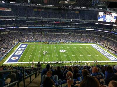 4 Midfield Indianapolis Colts vs Cleveland Browns 8/17