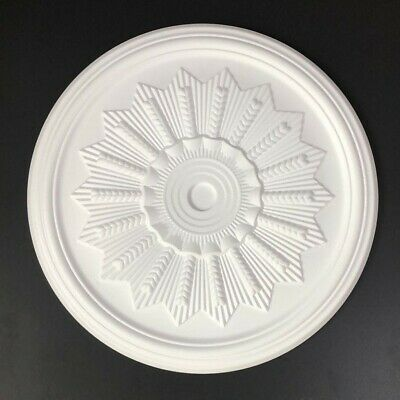 Ceiling Rose Size 400mm 'Shack' Lightweight Polystyrene *FREE P&P*