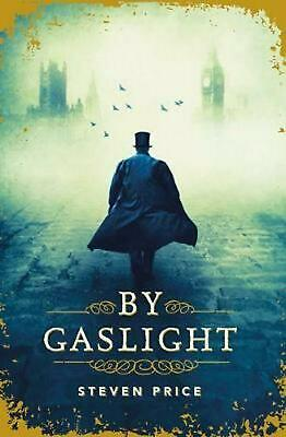 By Gaslight by Steven Price Paperback Book Free Shipping!