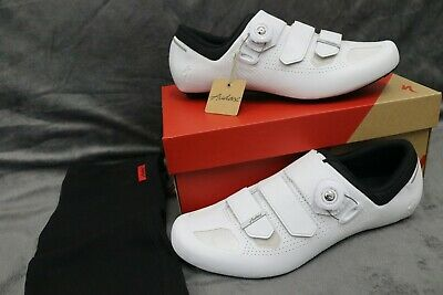 Specialized Audax Road Cycling W//BOA Shoes White Size 7.5-11.5 New in Box SPD