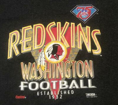 ba5ae97b WASHINGTON REDSKINS T-SHIRT THIS TEAM MAKES ME DRINK funny football ...