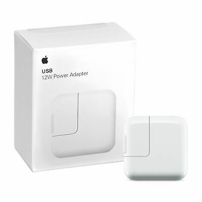 iPad 12W USB Power Adapter Wall Charger Plug for Apple iPad Air 2, 3, 4, Air Pro