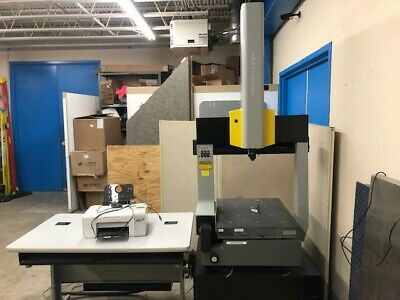 Brown & Sharpe Coordinate Measuring Machine CMM
