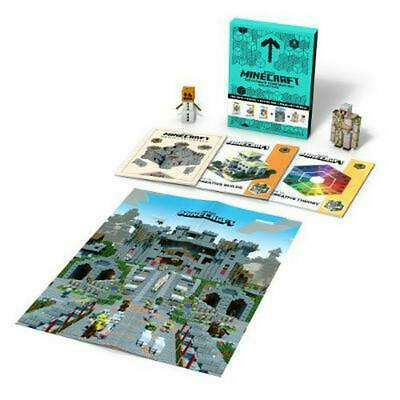 Minecraft the Ultimate Construction Collection Gift Box by Mojang Ab (English) P