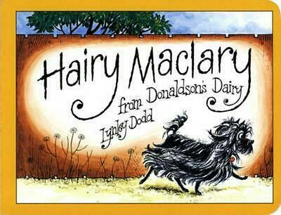 Hairy Maclary from Donaldson's Dairy by Lynley Dodd (English) Board Books Book F