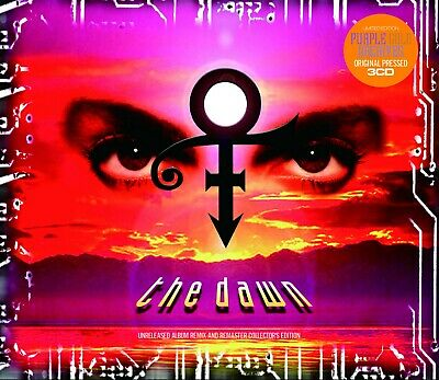 PRINCE / THE DAWN - UNRELEASED ALBUM REMIX AND REMASTER PRESS 3xCD *F/S