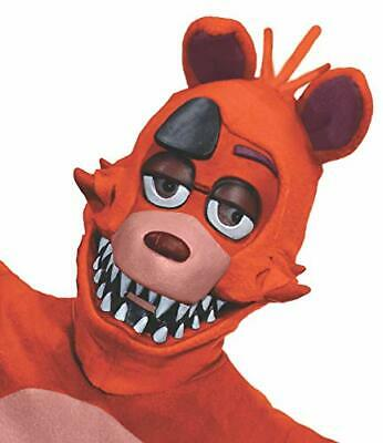 Sconosciuto Five Nights at Freddy's Foxy Costume 3/4 Mask Adult Standard (T9p)