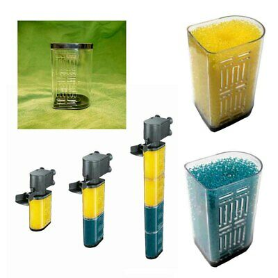 Hidom Submersible Aquarium Internal Pump Filter Filtration Fish Tank 800-1600L/h