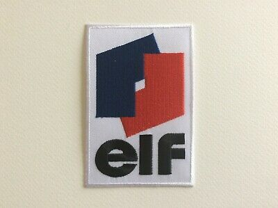 A185 Patch Ecusson Elf 10*6,5 Cm