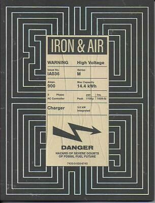 Iron & Air Magazine No.36 (NEW COPY) *Post included to UK/Europe/USA/Canada