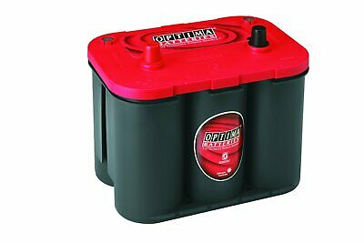Optima 8002-002 Group 34 Red Top Battery