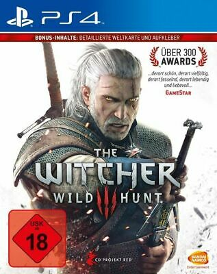 The Witcher 3: Wild Hunt Bonus Edition - PS4 (USK18)
