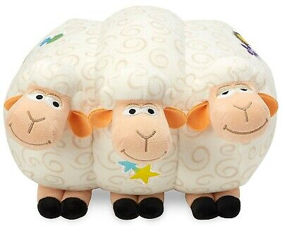 Disney Toy Story 4 Billy, Goat & Gruff 10-Inch Medium Plush