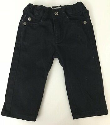 Armani Baby Boys Navy Blue Smart Pants Trousers Age 6 Months