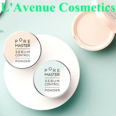 ARITAUM: Pore Master Sebum Control -  2 pcs White Tightening Pores Powder Makeup