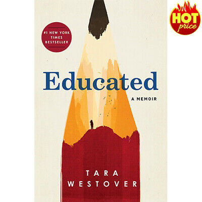 Educated: A Memoir By Tara Westover, Fast Delivrey .
