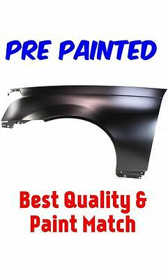 PRE PAINTED Driver LH Fender for 2000-2005 Cadillac DeVille with FREE Touchup