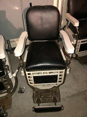Theo A. Kochs Chicago - Antique Barber Chairs for sale