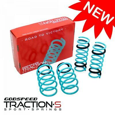 for Focus SE/SEL/TITANIUM 14-19 Lowering Springs Traction-S By Godspeed