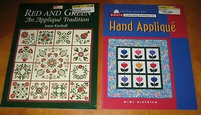 7 Lot Quilt Making Books Great American 92 94 Tips