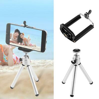 HOT Universal Mini Flexible Stand Tripod Mount + Free Holder For Smart Phone AO