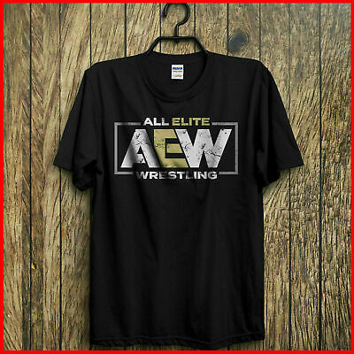 BEST !!! All Elite Wrestling Aew Black Kenny Omega T SHIRT SIZE S-2XL