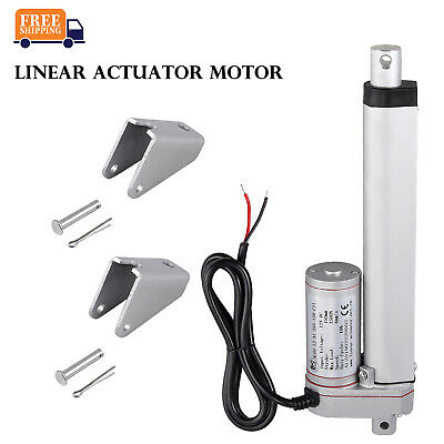 "6"" 12V Aluminum alloy Linear Actuator Motor For Auto Car RV Electric Door Opener"