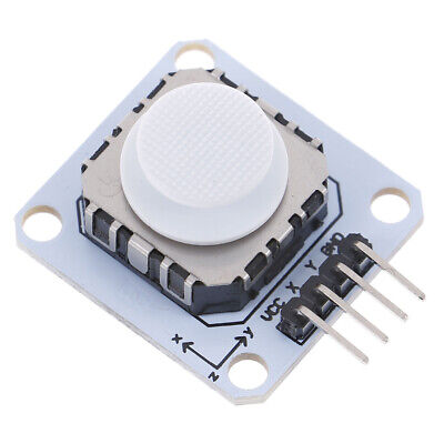 1Pc Dual-axis xy joystick module PS2 analog thumb joystick module for arduino S*