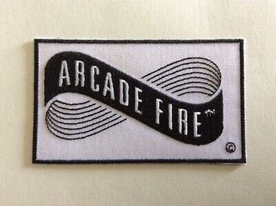 M364 Patch Ecusson Arcade Fire 10*6 Cm