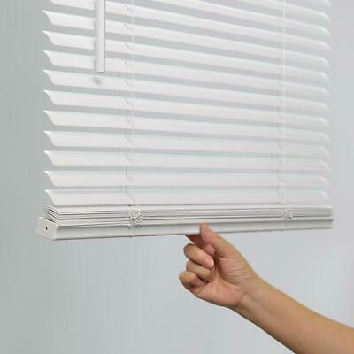 3ft Pleated Cordless Blind Easy Fit Install  Blinds W90cm x160cm Drop Natural