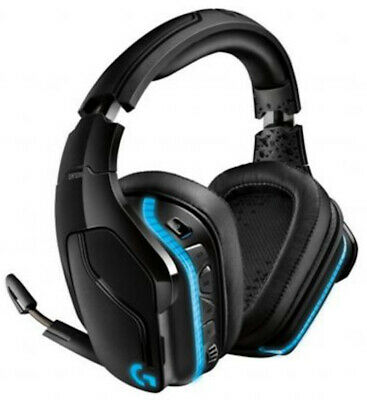 GAMING HEADSET PC PS4 Logitech G633 RGB surround Dolby DTS