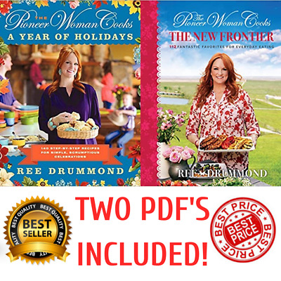 The Pioneer Woman Cooks A Year of Holidays 140 Step-by-Step Recipes Simple P.D.F
