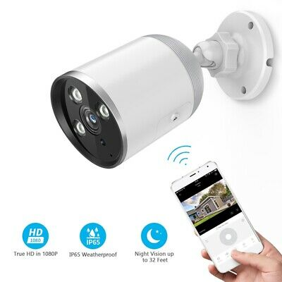 1080P HD IP Camera Waterproof Outdoor Camera WIFI Camera Smart Home CCTV Camera