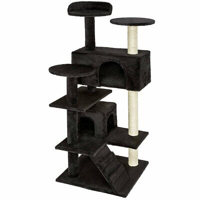 130 cm Cat Tree Tower Post Toy Condo Scratching Post Pet House Activity LQ