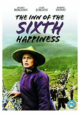 The Inn Of The Sixth Happiness (1958) [New DVD]