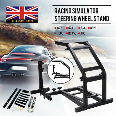 Racing Simulator Steering Wheel Stand GT Model Gaming For G29 G920 T300RS T80