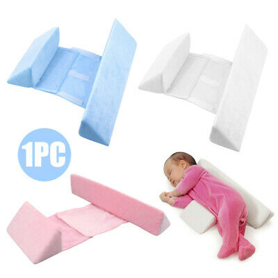 Infant Baby Newborn Pillow Cushion Prevent Flat Head Sleeping Nest Pod Anti Roll