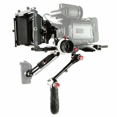 BLACKMAGIC URSA MINI KIT MATTE BOX FOLLOW FOCUS from Shape