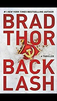 Backlash: A Thriller (19) (The Scot Harvath Series), Fast Delivery.